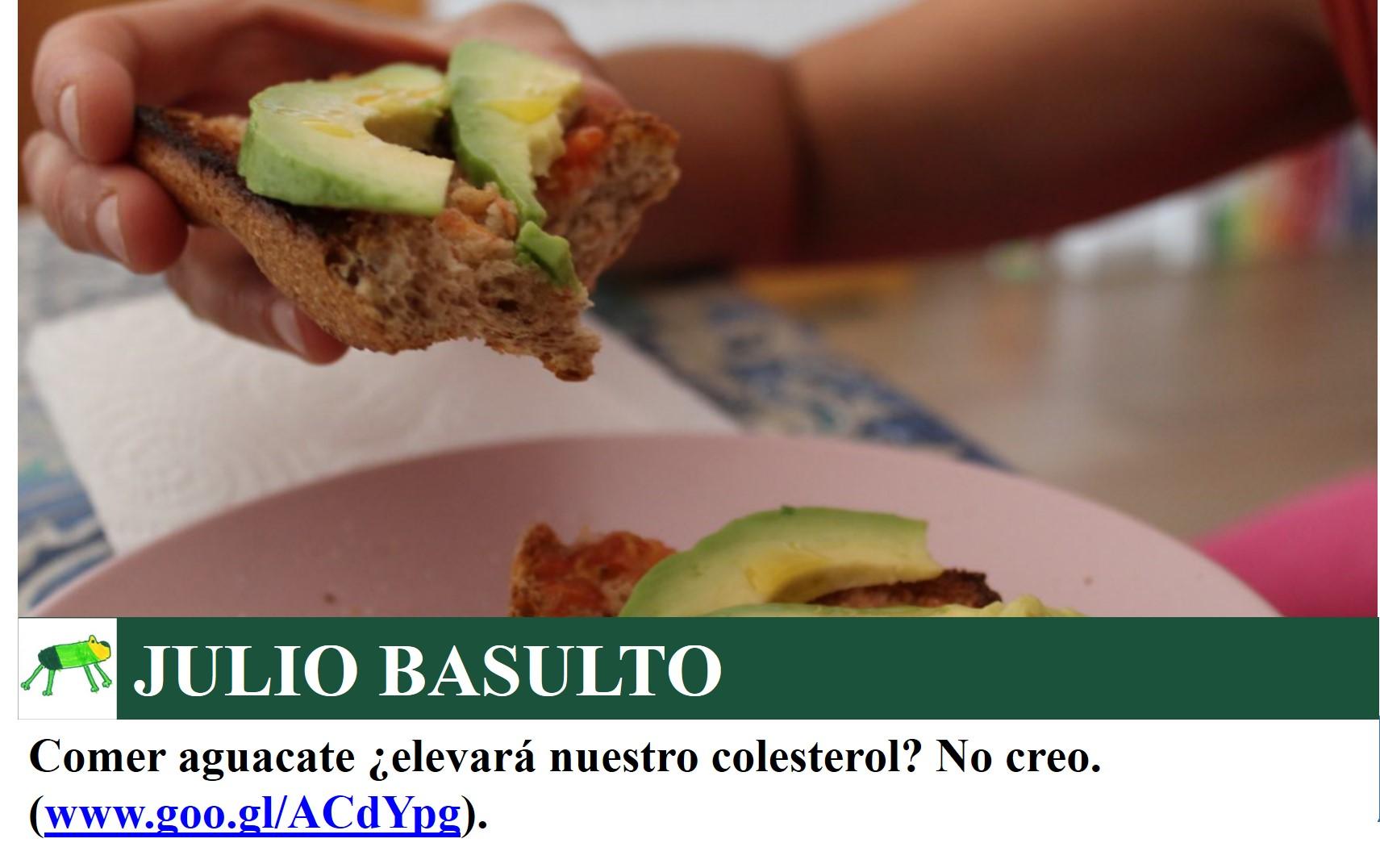 Comidas para personas con colesterol