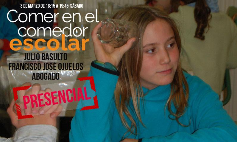Men s en comedores escolares archivos julio basulto - Comedores escolares barcelona ...