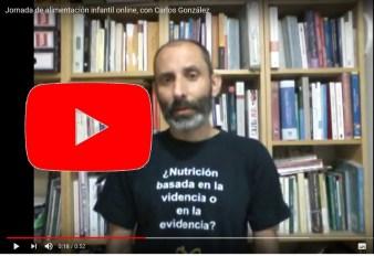 vídeo de un minuto en YouTube resumiendo el evento