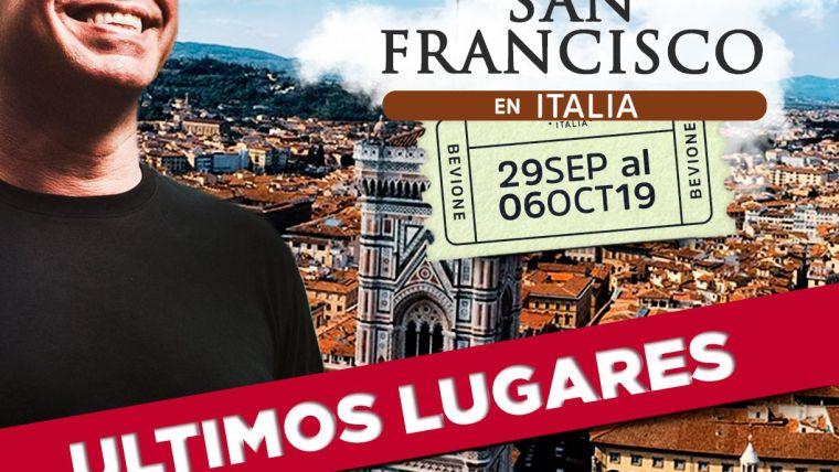 El camino de San Francisco | Italia