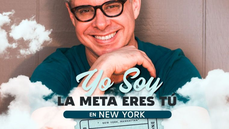 Yo Soy La Meta Eres Tú | New York