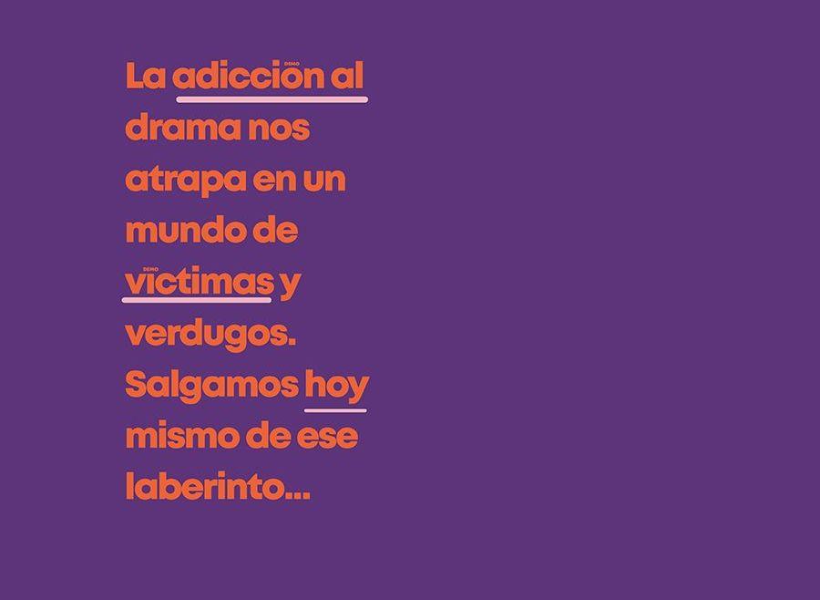 La adicción al drama