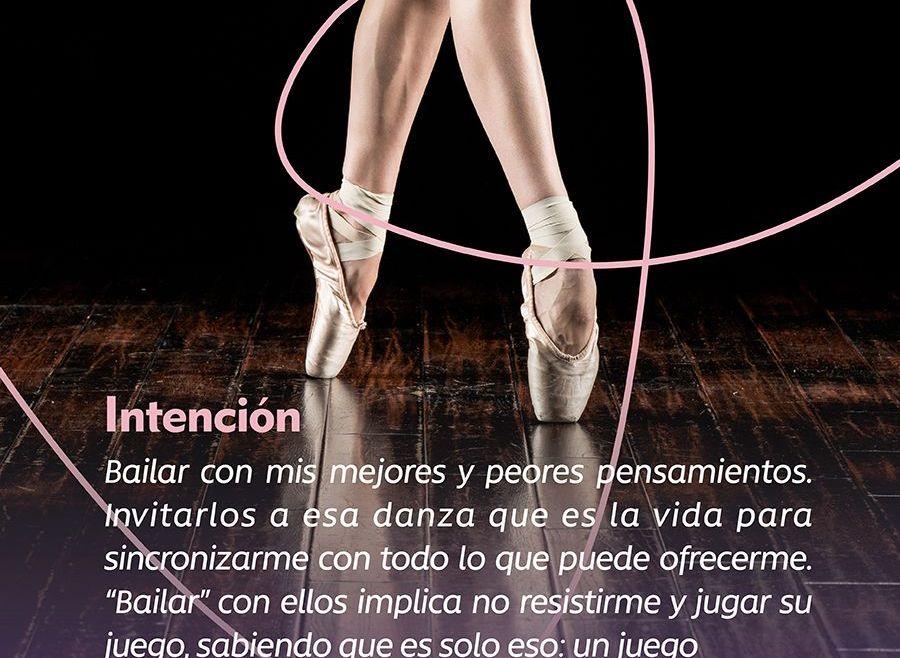 Bailar con mis mejores y peores pensamientos