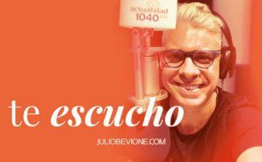 Podcast 34, Te Escucho