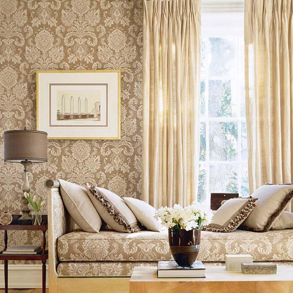 Wallpaper Home Decorating 2017 Grasscloth Wallpaper