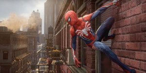 Spiderman Insomniac E3 2017