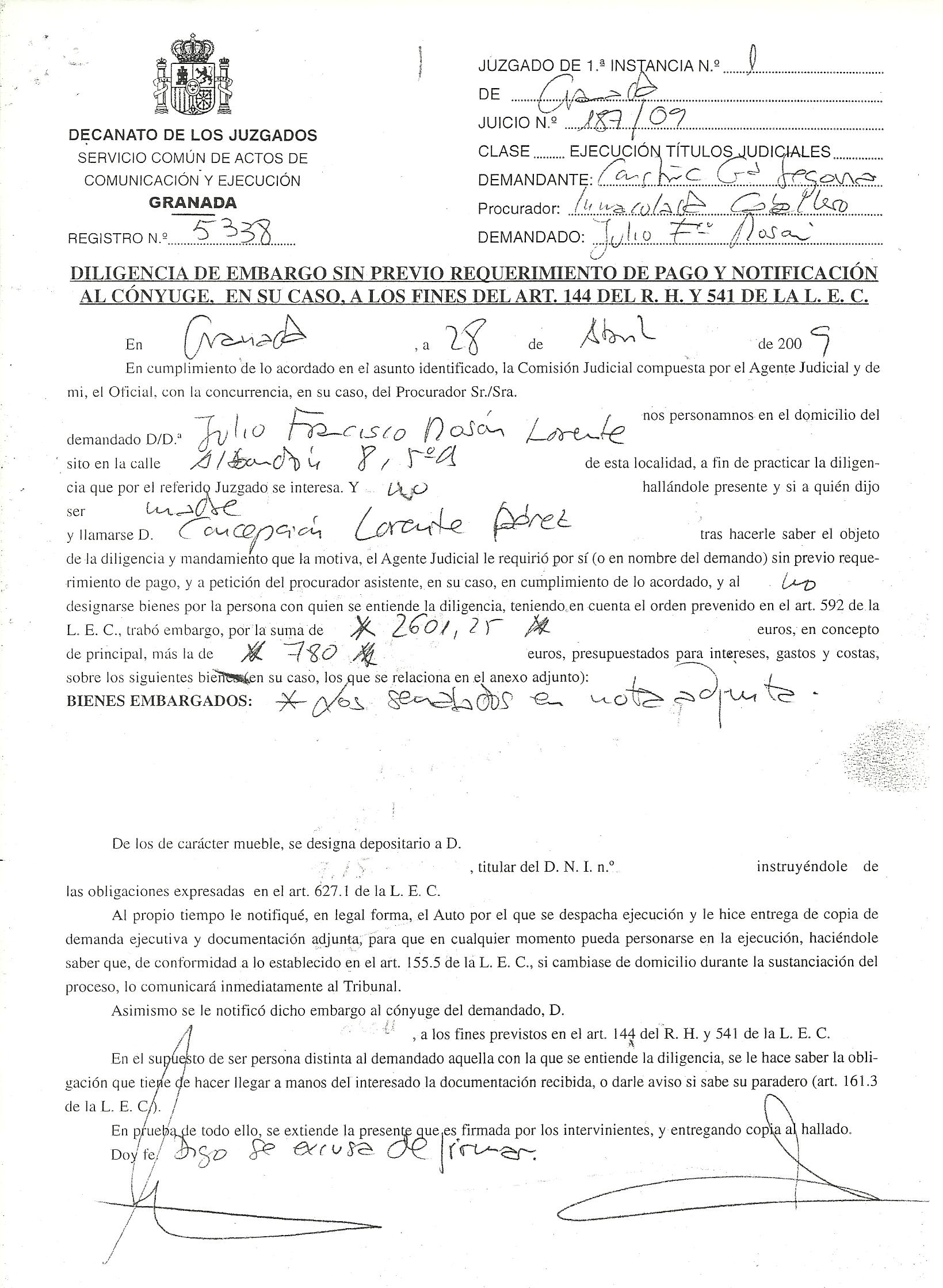 STOP INMOBILIARIAS  Richard Vilert Beltrn el advenedizo