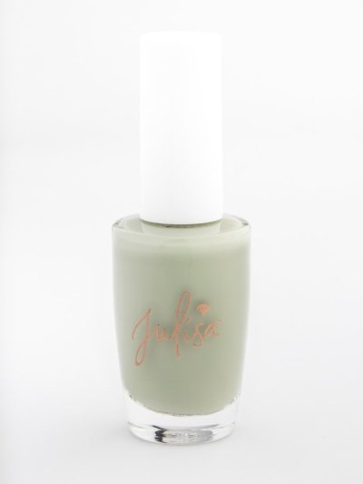 Kale-ing It 215 Julisa Vegan Toxic Free Nail Polish JULISA.co