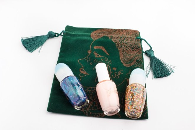 Julisa Vegan Toxic Free Nail Polish Trio Set JULISA.co