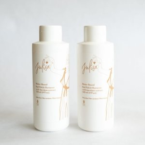 Acetone-Free Water-Based Nail Polish Remover TWIN Set