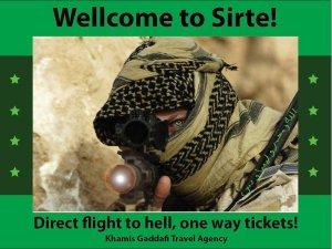 welcome to sirte