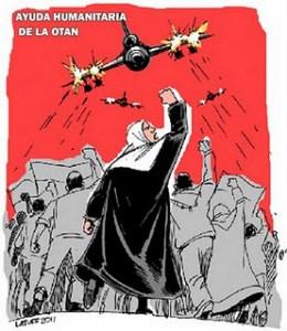 libia ataque de OTAN
