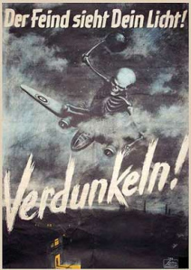 verdunkeln 1940