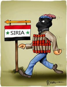 syrien terror