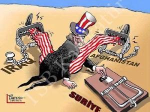 fallen USA