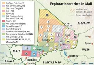 Mali explorationsrechte (2)