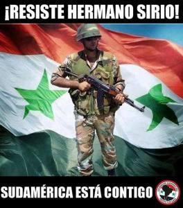 resiste siria
