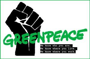 Meet the New Greenpeace! --- Graphic by CultureSchlock.com