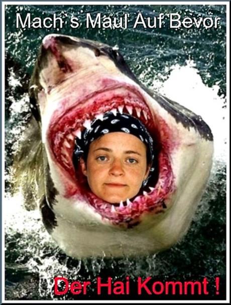 Der Hai kommt a