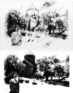 Gen Armenio mosteiro