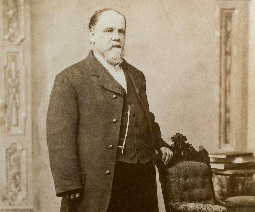 Julius Sturgis