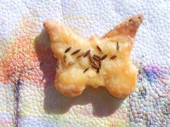 соленки с майонеза - пеперуда