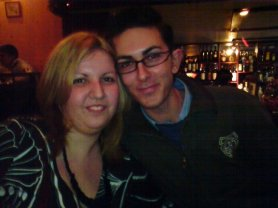 Todor and me, 2007