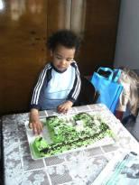 Simon Martin Birthday cake