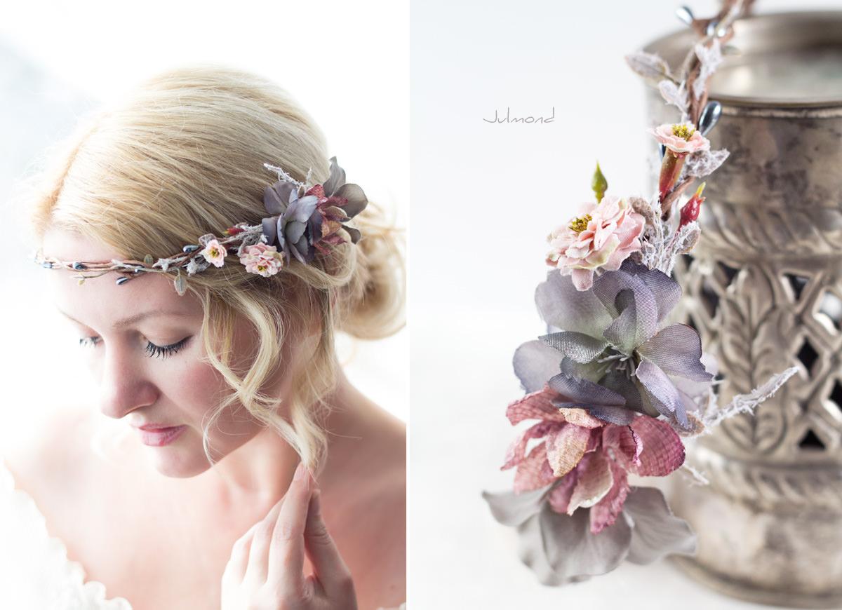 Blumen Haarschmuck Hochzeit Blumendeko Auf Der Hochzeit Mit