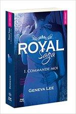 royal saga T1 poche