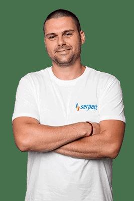 Nikola Minkov CEO Serpact
