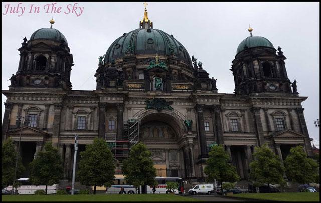 July In The Sky : blog beauté voyage berlin métropole été berliner dom