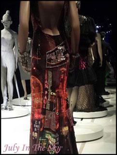 July In The Sky : blog beauté voyage paris métropole été grand palais exposition jean paul gaultier
