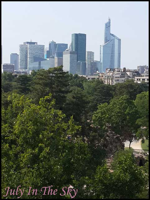 July In The Sky : blog beauté voyage paris métropole été fondation louis vuitton
