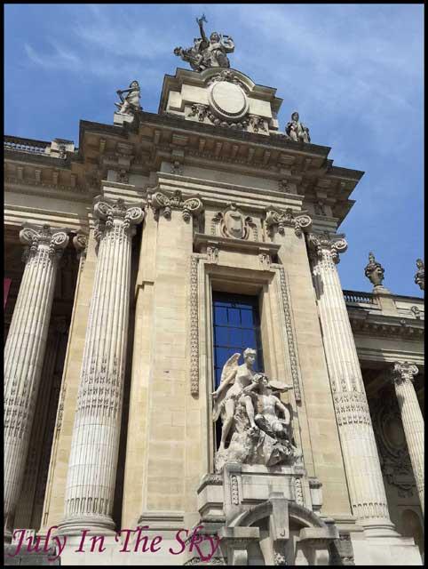 July In The Sky : blog beauté voyage paris métropole été grand palais