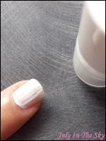 blog beauté box sephora beauty to go avis test valeur swatch nouveaux classiques vernis à ongles formula xwhite matter