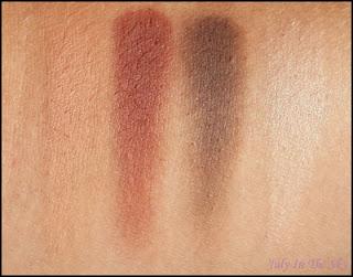 blog beauté kat von d palette shade + light eye contour avis test swatch teintes chaudes