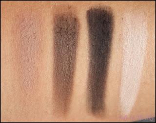 blog beauté kat von d palette shade + light eye contour avis test swatch teintes froides