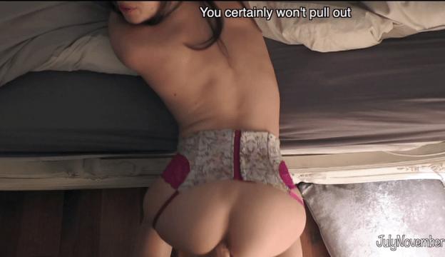 <br></noscript>Ta belle-mère veut ton foutre et te dépucelle</br><i>Stepmom wants your Cum and Takes your Virginity</i>