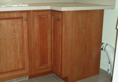 Extra Tall Kitchen Base Cabinets