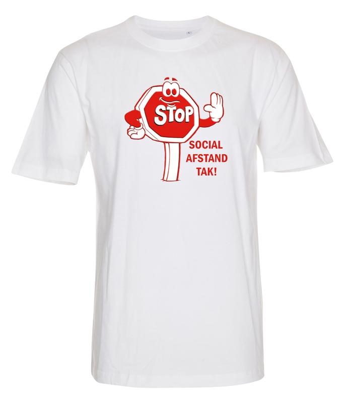 Foto_af_Classic_Subli_T_shirt_hvid_front_stop_social_afstand_tak_st351_04