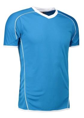 Foto-af-Team-Sport-T-shirt-turkis-front1-ID1600