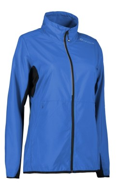 Foto-af-Woman-running-jacket-kongeblå-front1-G11012