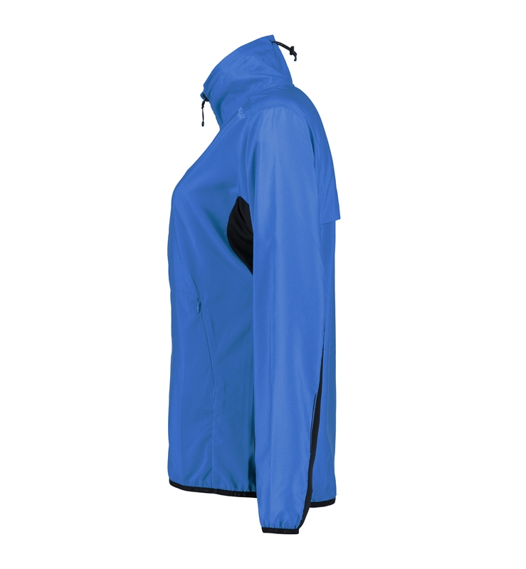 Foto-af-Woman-running-jacket-kongeblå-side2-G11012