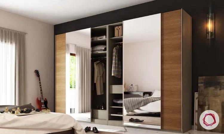 contemporary built in wardrobe designs
