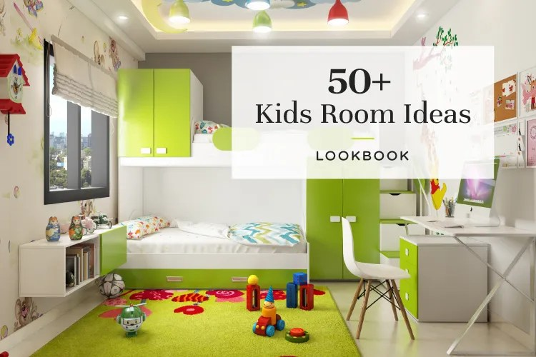 50 Stylish Kids Room Designs To Pick From