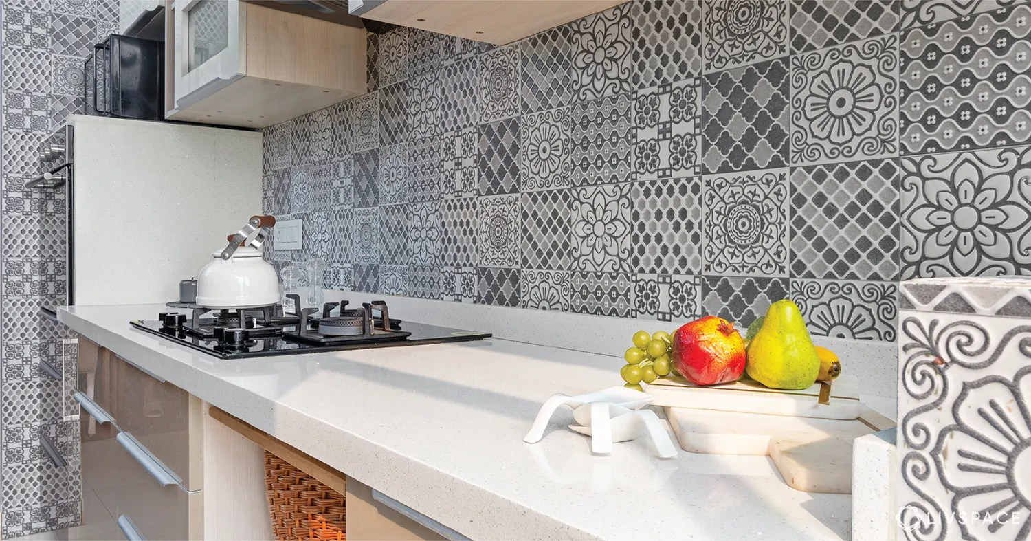 types of tiles for