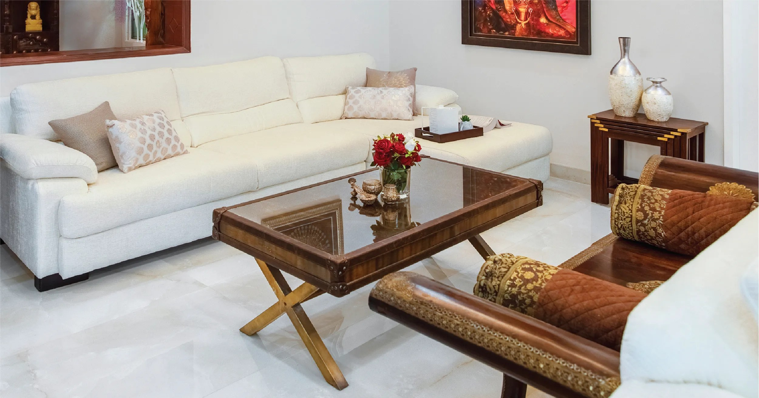 how to buy the perfect wooden centre table