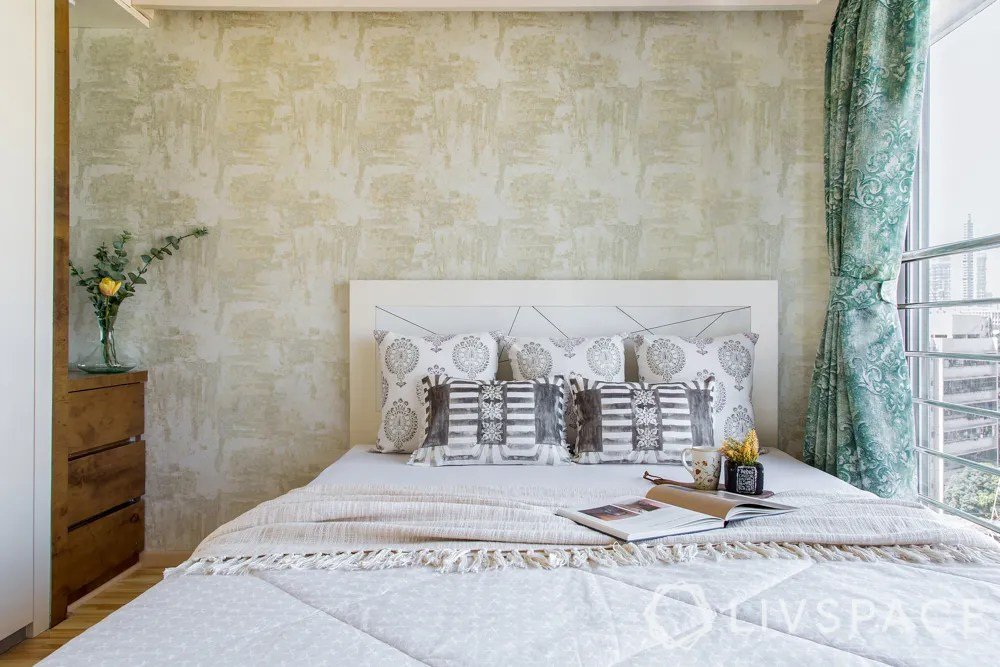 6 Easy And Low Cost Ideas To Design A Small Rental Bedroom