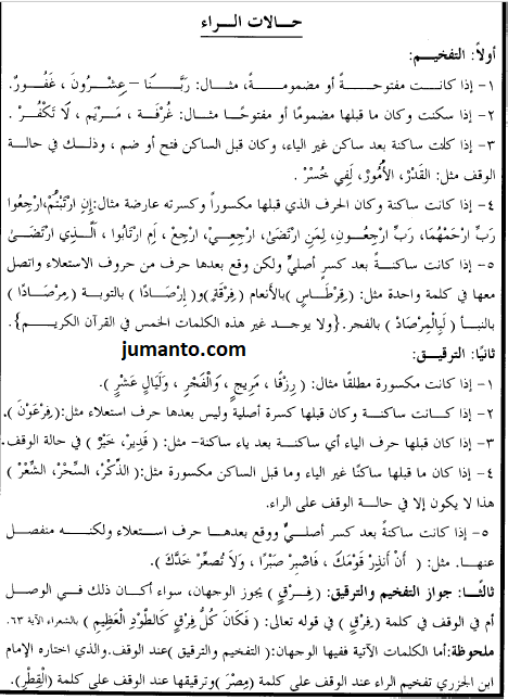 Hukum Bacaan Ra : hukum, bacaan, Hukum, Bacaan, Tafkhim, Tarqiq, Beserta, Contohnya, Lengkap